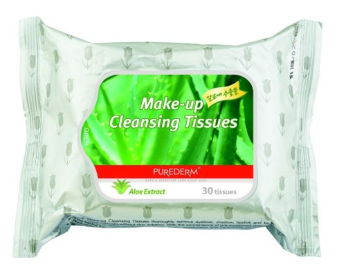 Purederm Cleansing Tissue
